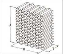 Honeycomb_Vent_High_Frequency_Type